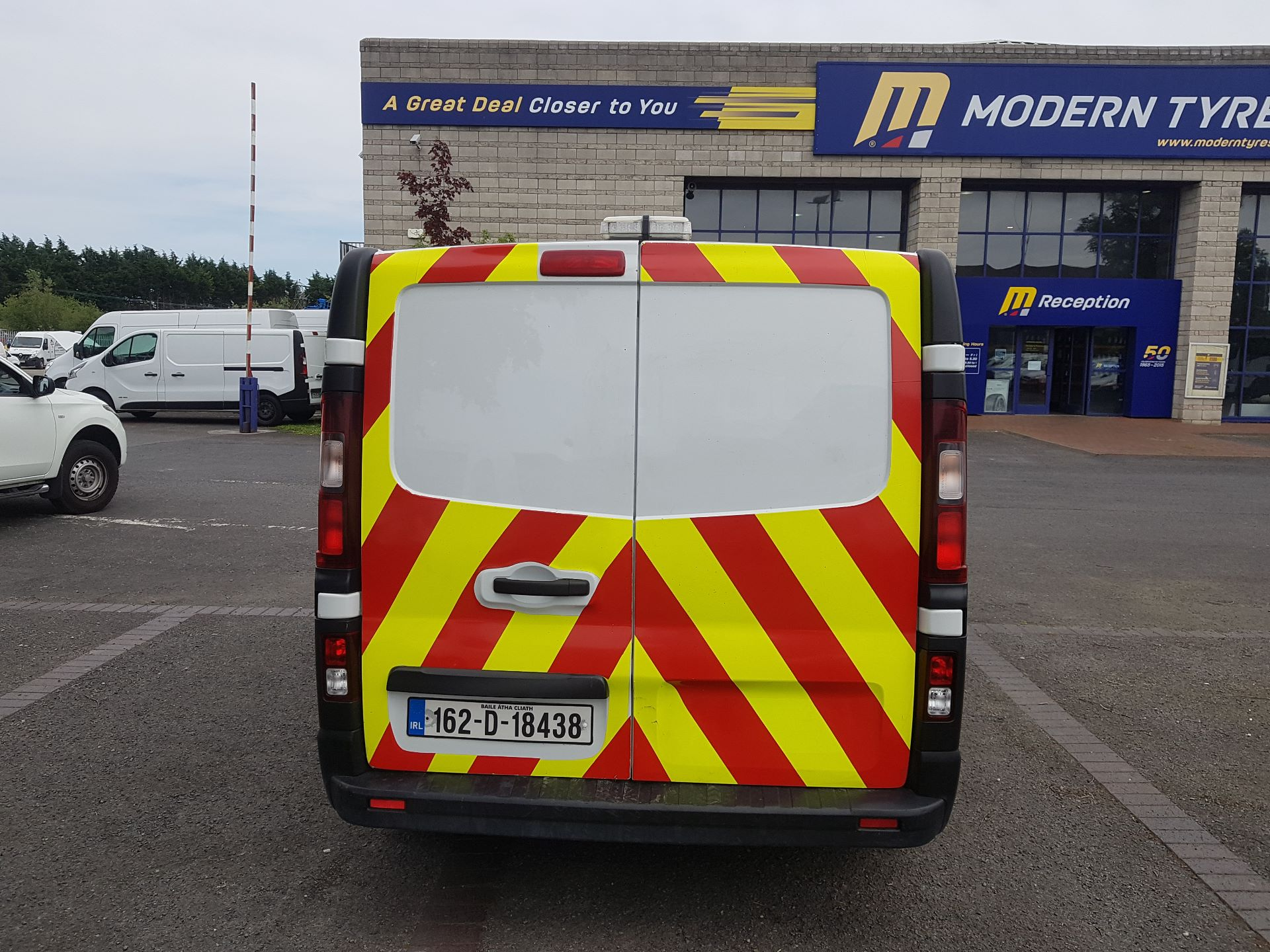 2016 Renault Trafic LL29 Energy DCI 120 Business (162D18438) Image 4