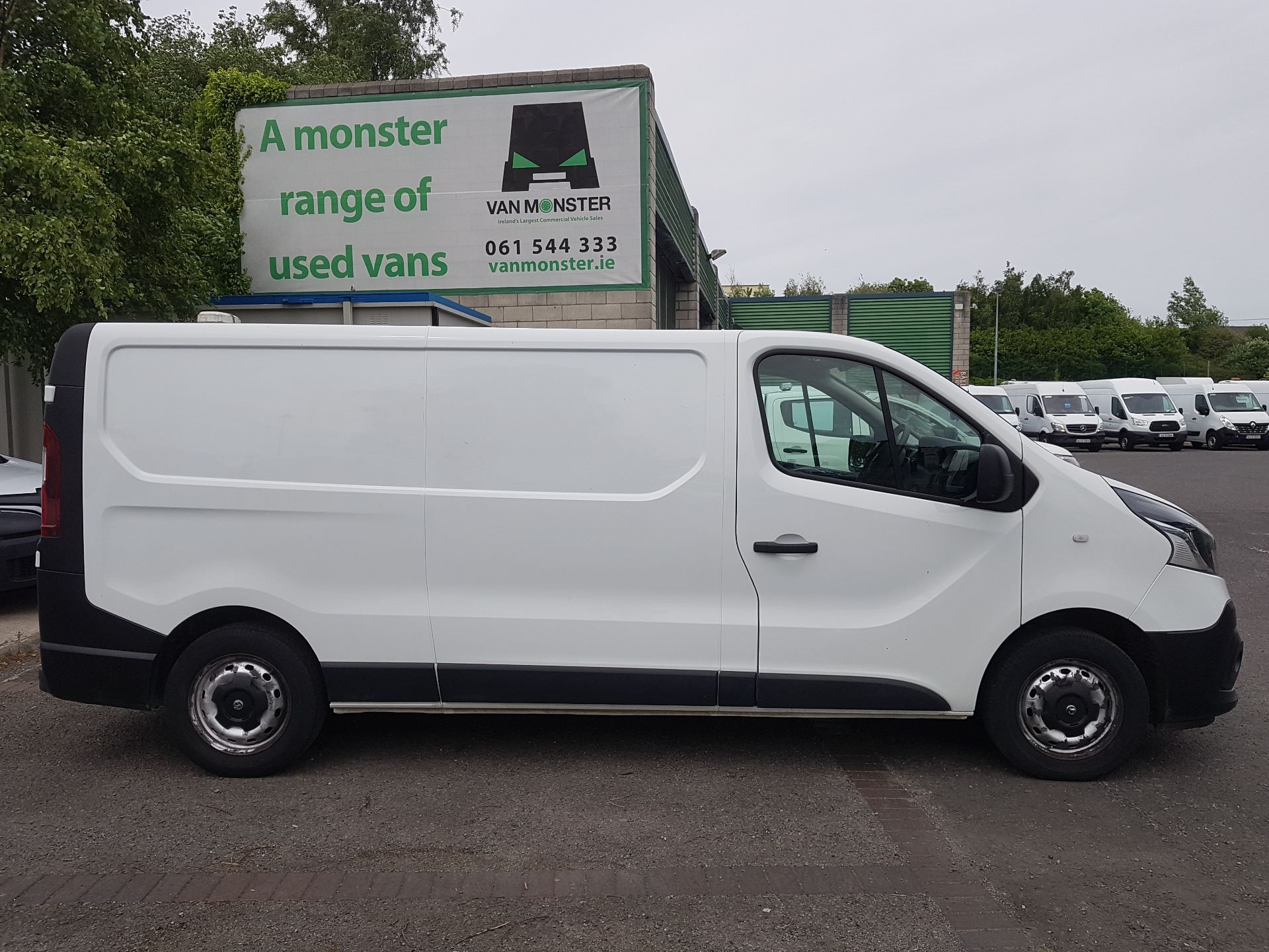 2016 Renault Trafic LL29 Energy DCI 120 Business (162D18438) Image 2