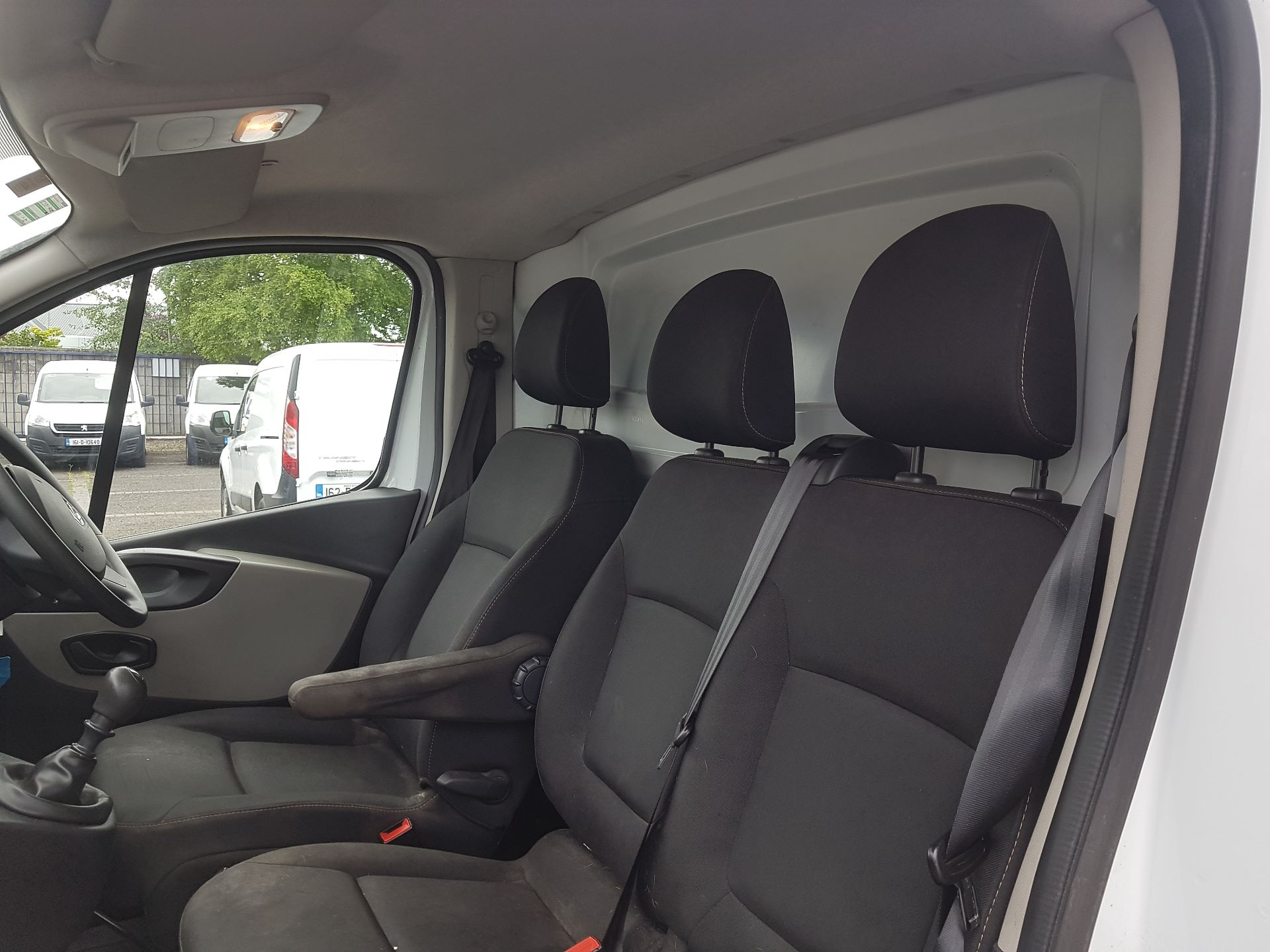 2016 Renault Trafic LL29 Energy DCI 120 Business (162D18438) Image 11