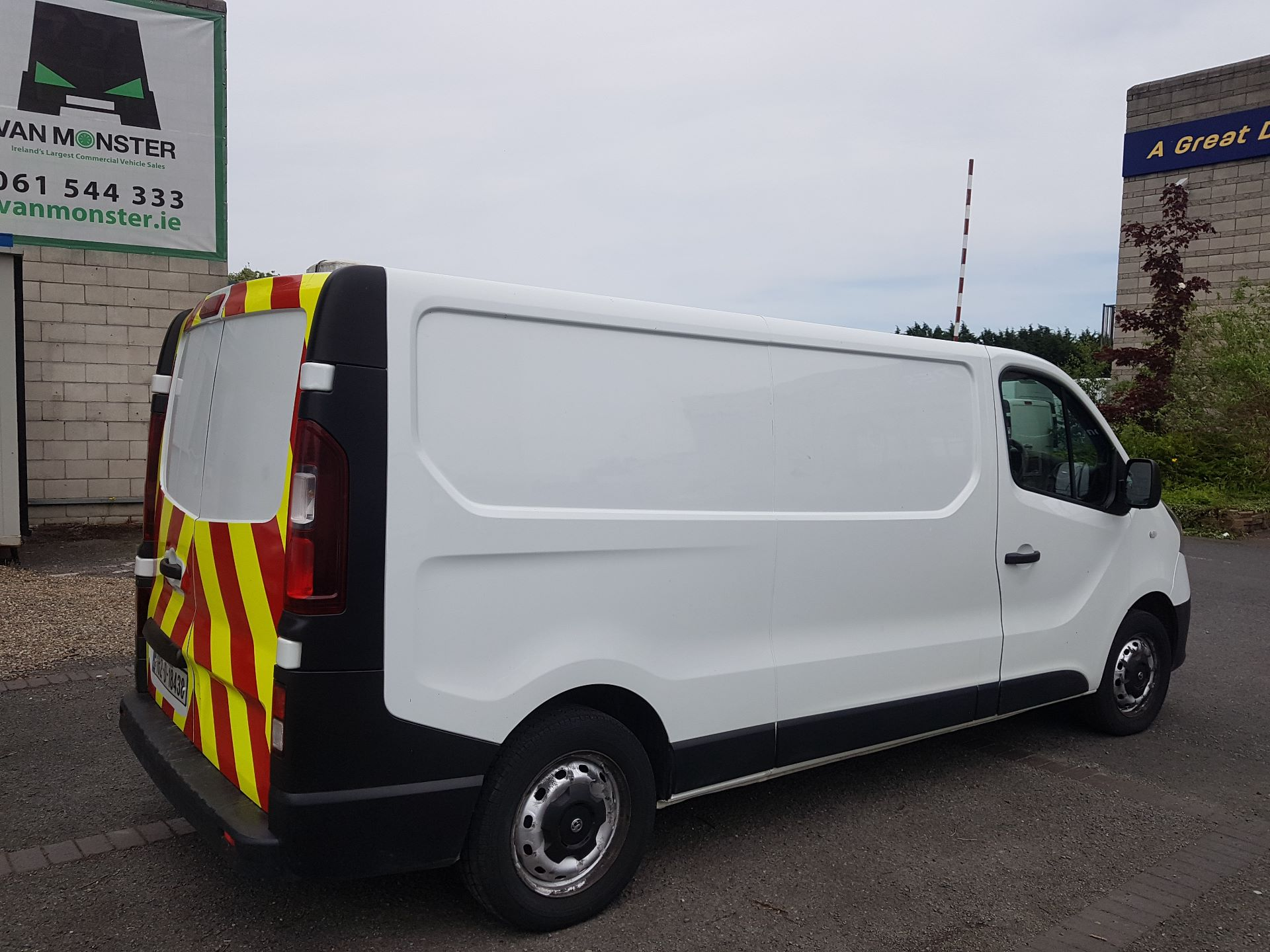2016 Renault Trafic LL29 Energy DCI 120 Business (162D18438) Image 3