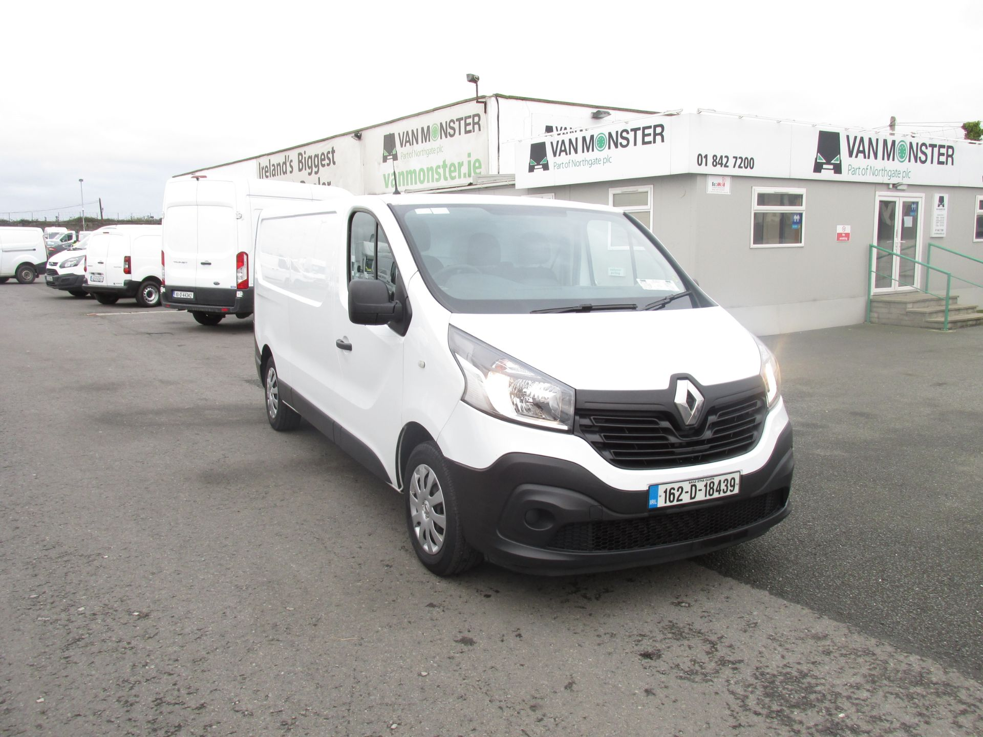2016 Renault Trafic LL29 Energy DCI 120 Business (162D18439)