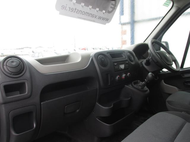 2016 Renault Master III RWD LML35 DCI 135 Energy Busin (162D18462) Image 12
