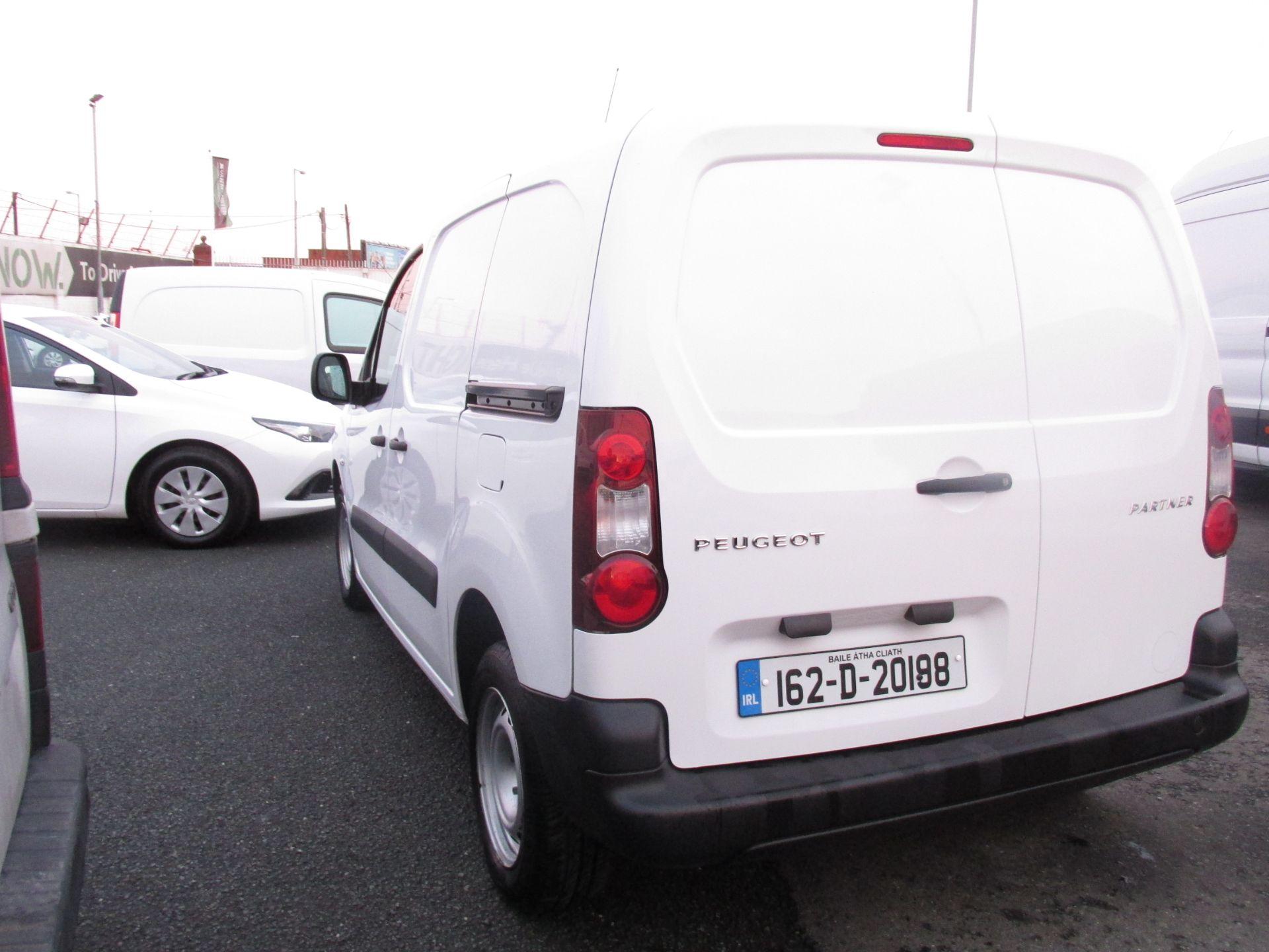 2016 Peugeot Partner Access 1.6 HDI 92 3DR (162D20198) Image 5