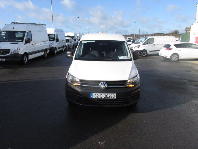 2016 Volkswagen Caddy C20 Startline TDI (162D20263) Image 2