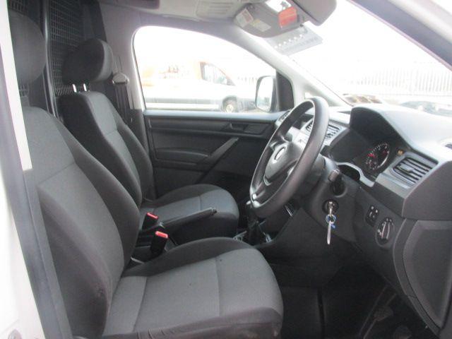 2016 Volkswagen Caddy C20 Startline TDI (162D20270) Image 12