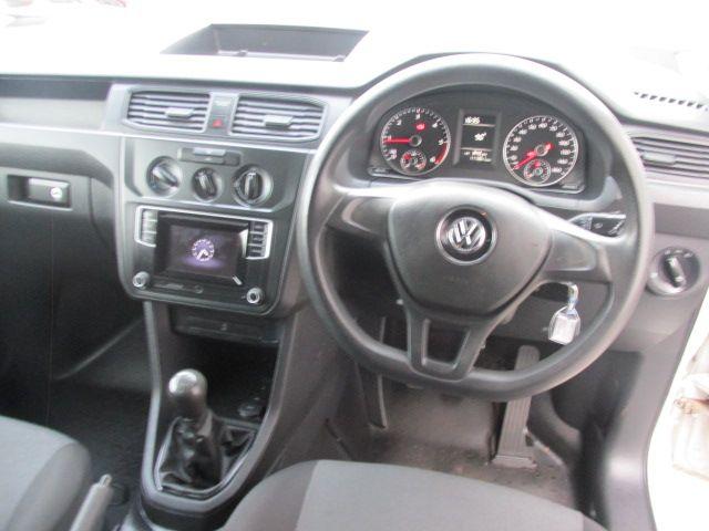 2016 Volkswagen Caddy C20 Startline TDI (162D20270) Image 13