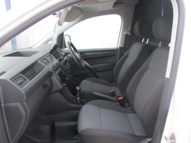 2016 Volkswagen Caddy C20 Startline TDI (162D20270) Image 10