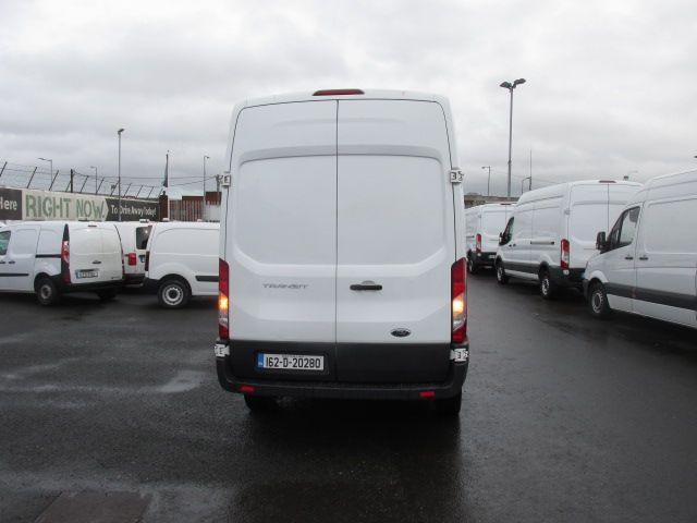 2016 Ford Transit T350 124BHP 5DR (162D20280) Image 5