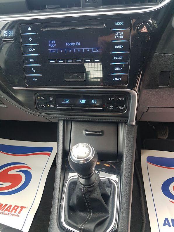 2016 Toyota Auris 1.4d-4d Terra 4DR (162D20566) Image 5