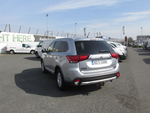 2016 Mitsubishi Outlander Outl 4WD 6MT 16MY 4DR - LOW MILES - FSH - SILVER MET -  (162D20680) Image 5