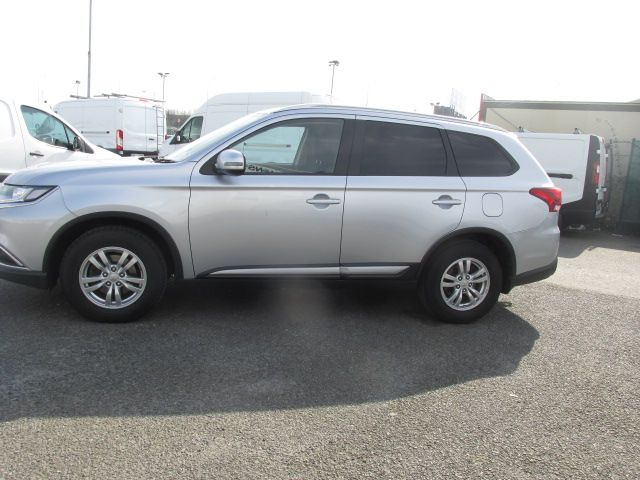 2016 Mitsubishi Outlander Outl 4WD 6MT 16MY 4DR - LOW MILES - FSH - SILVER MET -  (162D20680) Image 6