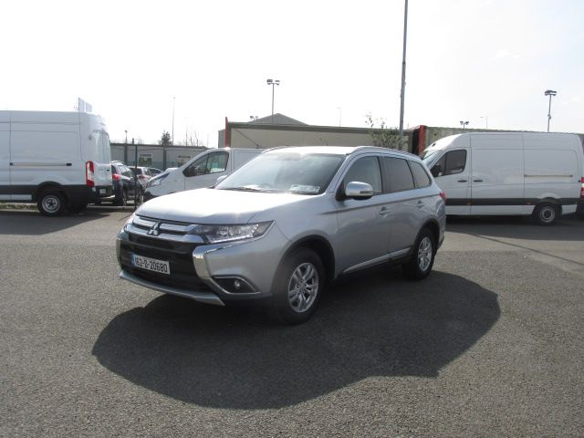 2016 Mitsubishi Outlander Outl 4WD 6MT 16MY 4DR - LOW MILES - FSH - SILVER MET -  (162D20680) Image 7