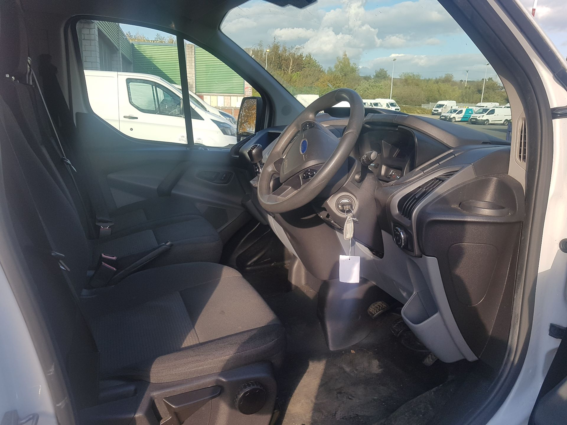 2016 Ford Transit 290 Custom Eco-tech 05DR (162D20796) Image 15