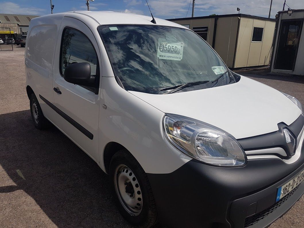 2016 Renault Kangoo ML19 Energy DCI 75 Business 2D (162D21399)