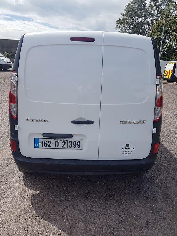 2016 Renault Kangoo ML19 Energy DCI 75 Business 2D (162D21399) Image 11