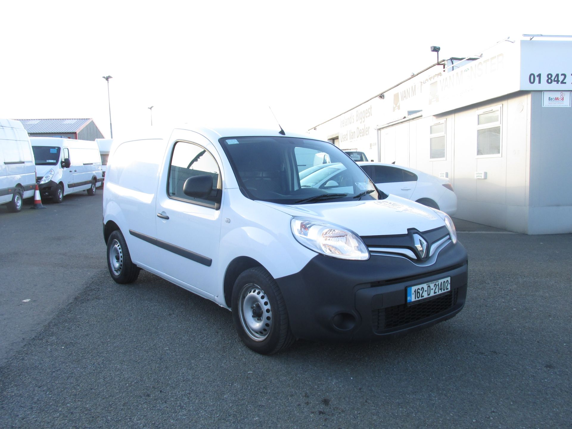2016 Renault Kangoo ML19 Energy DCI 75 Business 2D (162D21402)