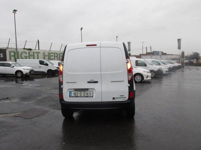 2016 Renault Kangoo ML19 Energy DCI 75 Business 2D (162D21411) Image 4