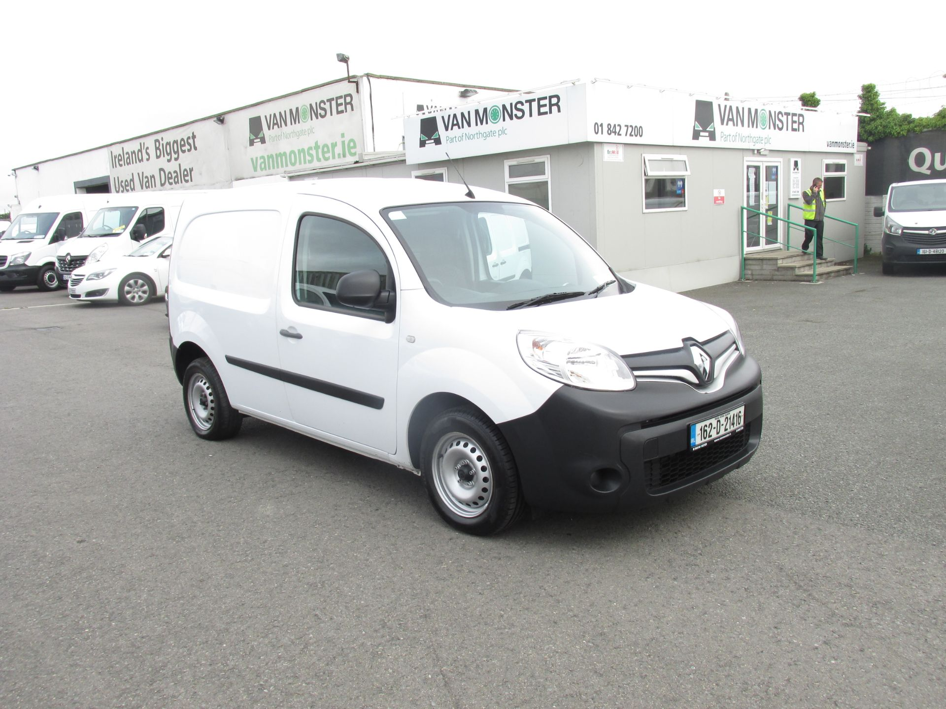 2016 Renault Kangoo ML19 Energy DCI 75 Business 2D (162D21416)