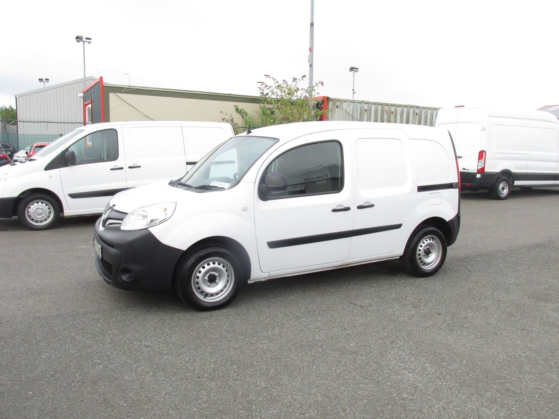 2016 Renault Kangoo ML19 Energy DCI 75 Business 2D (162D21416) Image 3