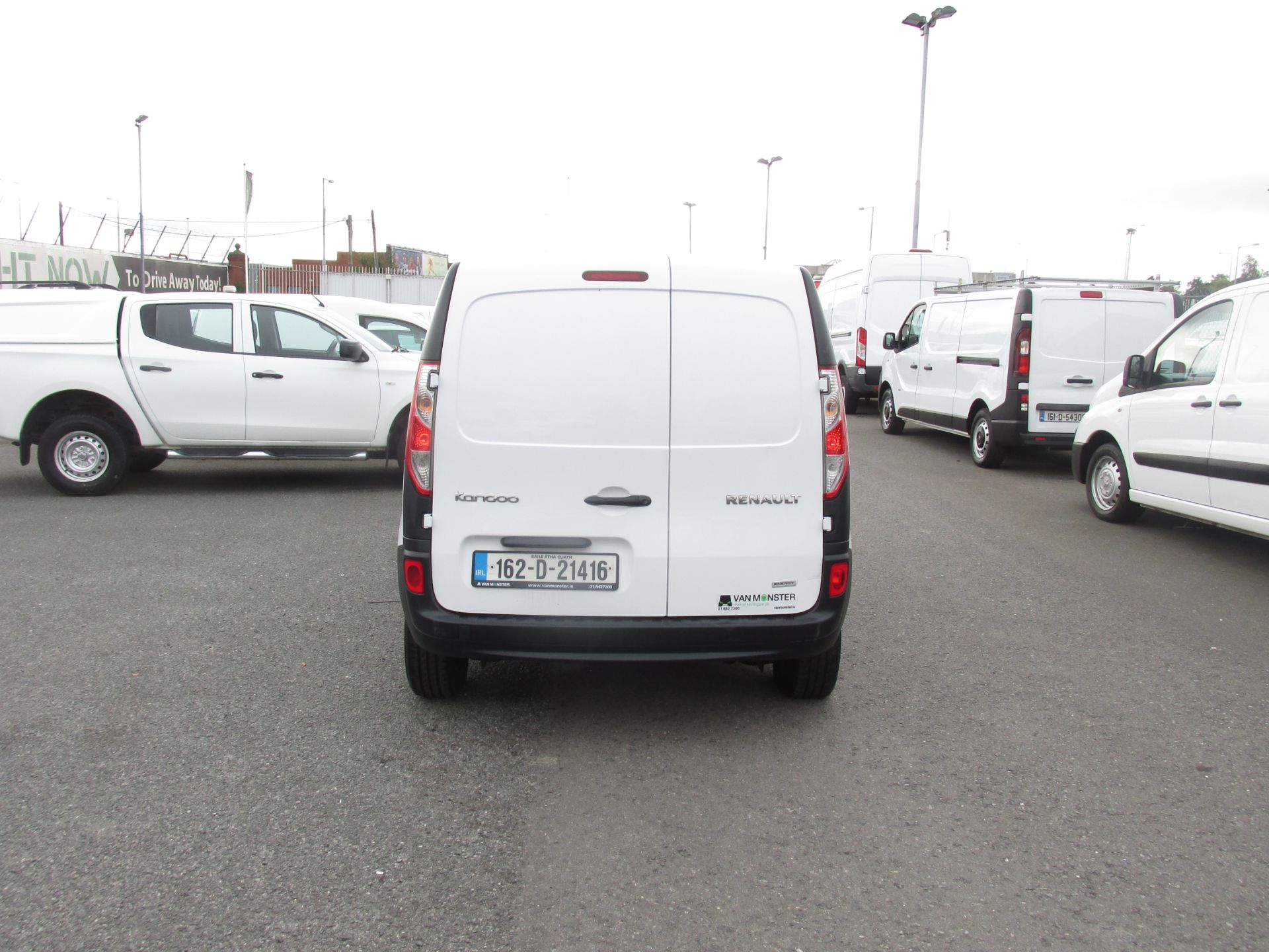 2016 Renault Kangoo ML19 Energy DCI 75 Business 2D (162D21416) Image 5