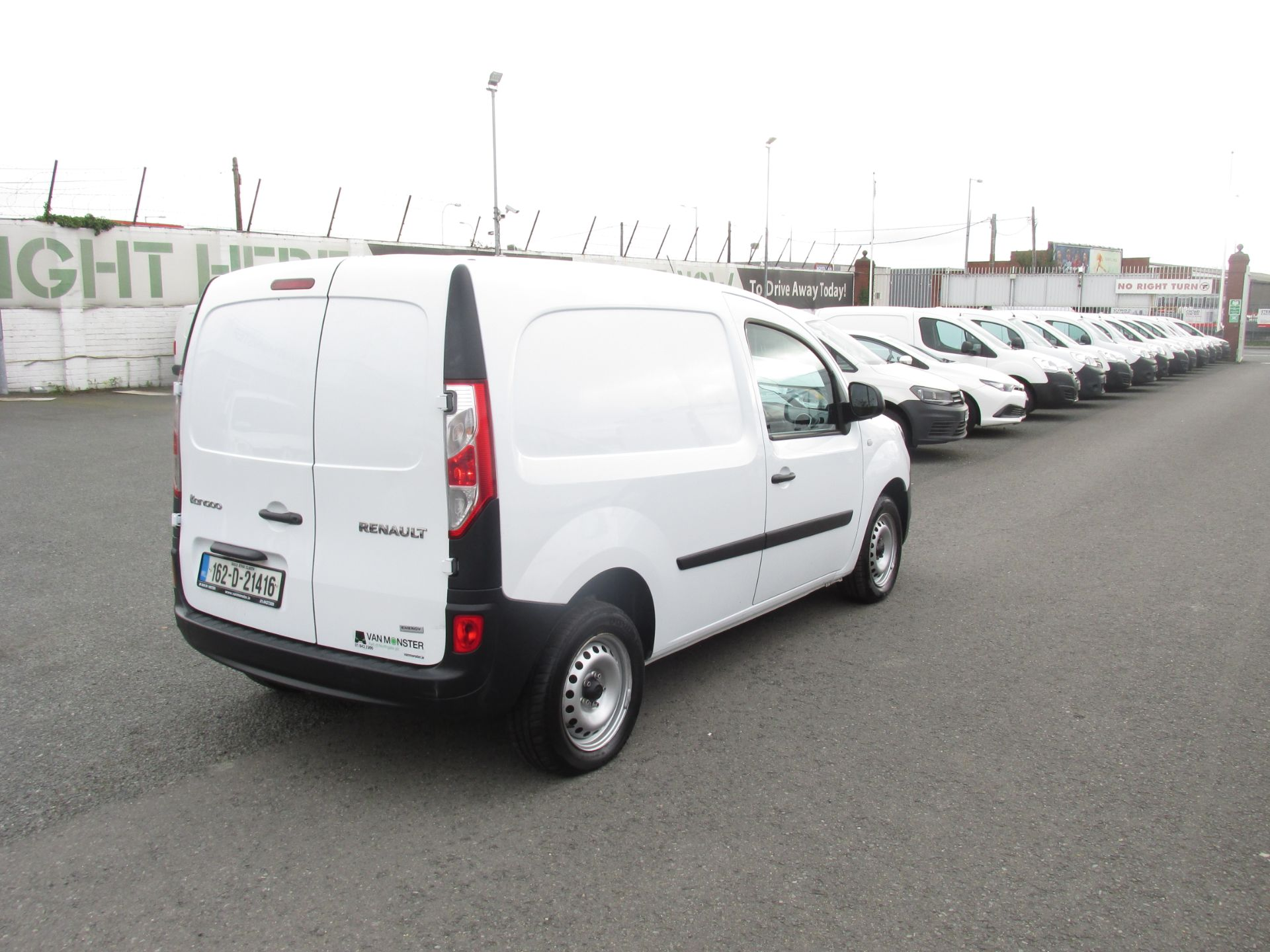 2016 Renault Kangoo ML19 Energy DCI 75 Business 2D (162D21416) Image 6