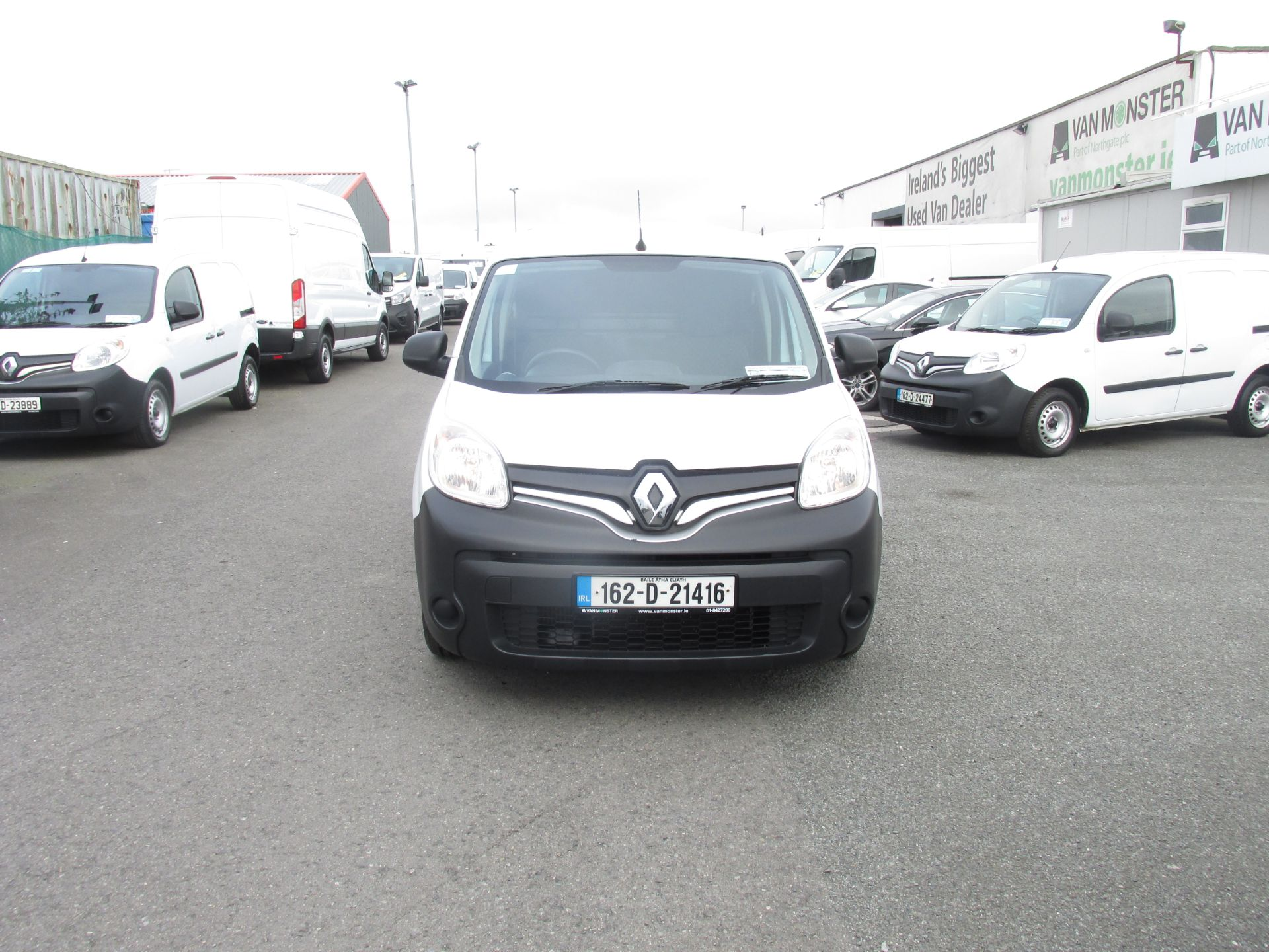 2016 Renault Kangoo ML19 Energy DCI 75 Business 2D (162D21416) Image 2