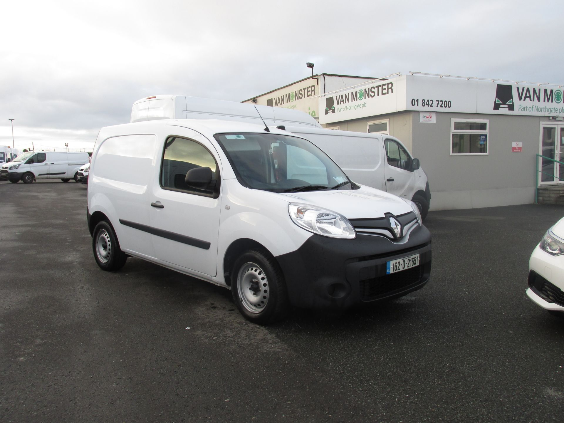 2016 Renault Kangoo ML19 Energy DCI 75 Business 2D - 100 VANS TO VIEW IN VM SANTRY DUBLIN - (162D21651) Image 1