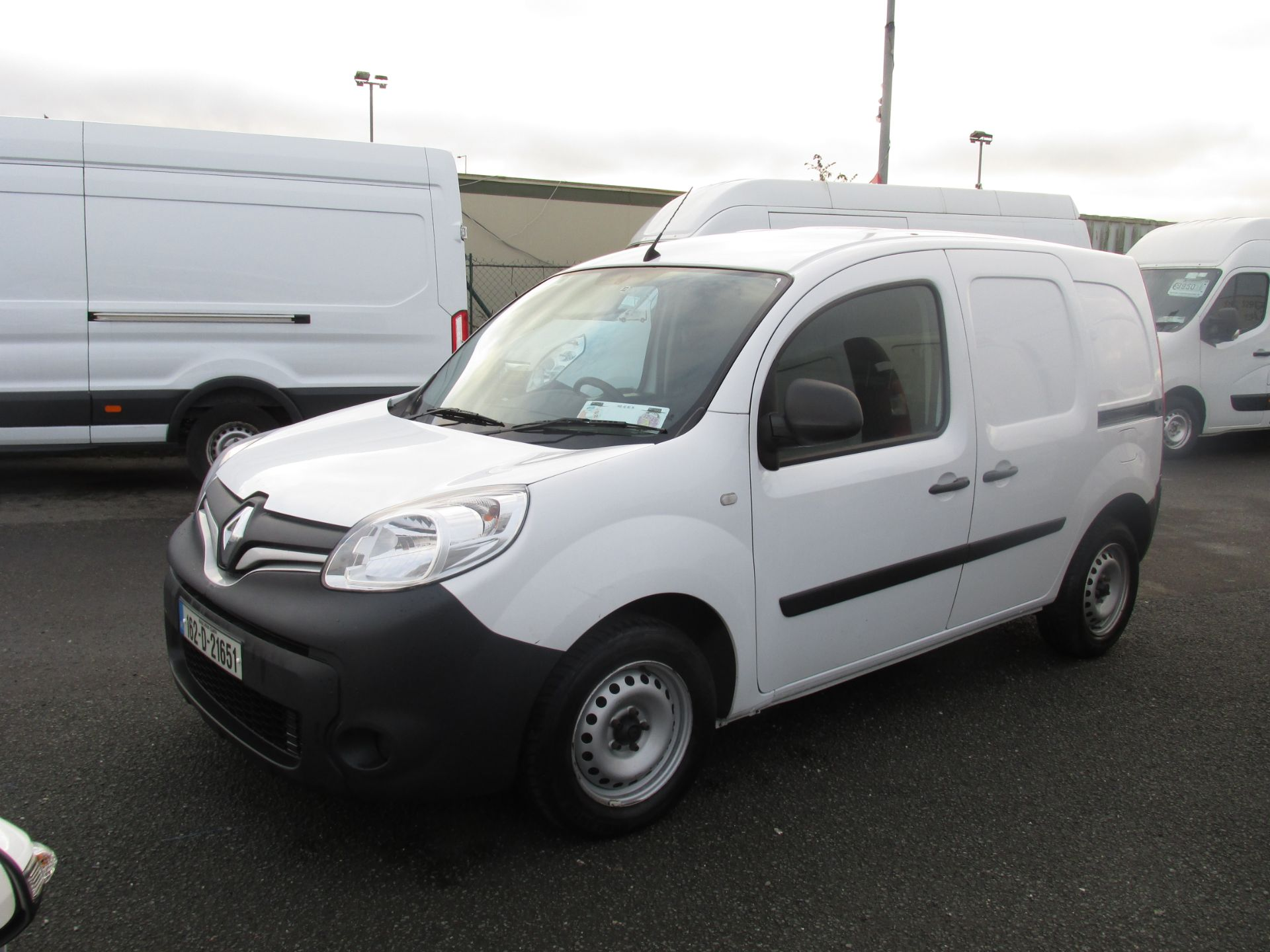2016 Renault Kangoo ML19 Energy DCI 75 Business 2D - 100 VANS TO VIEW IN VM SANTRY DUBLIN - (162D21651) Image 7