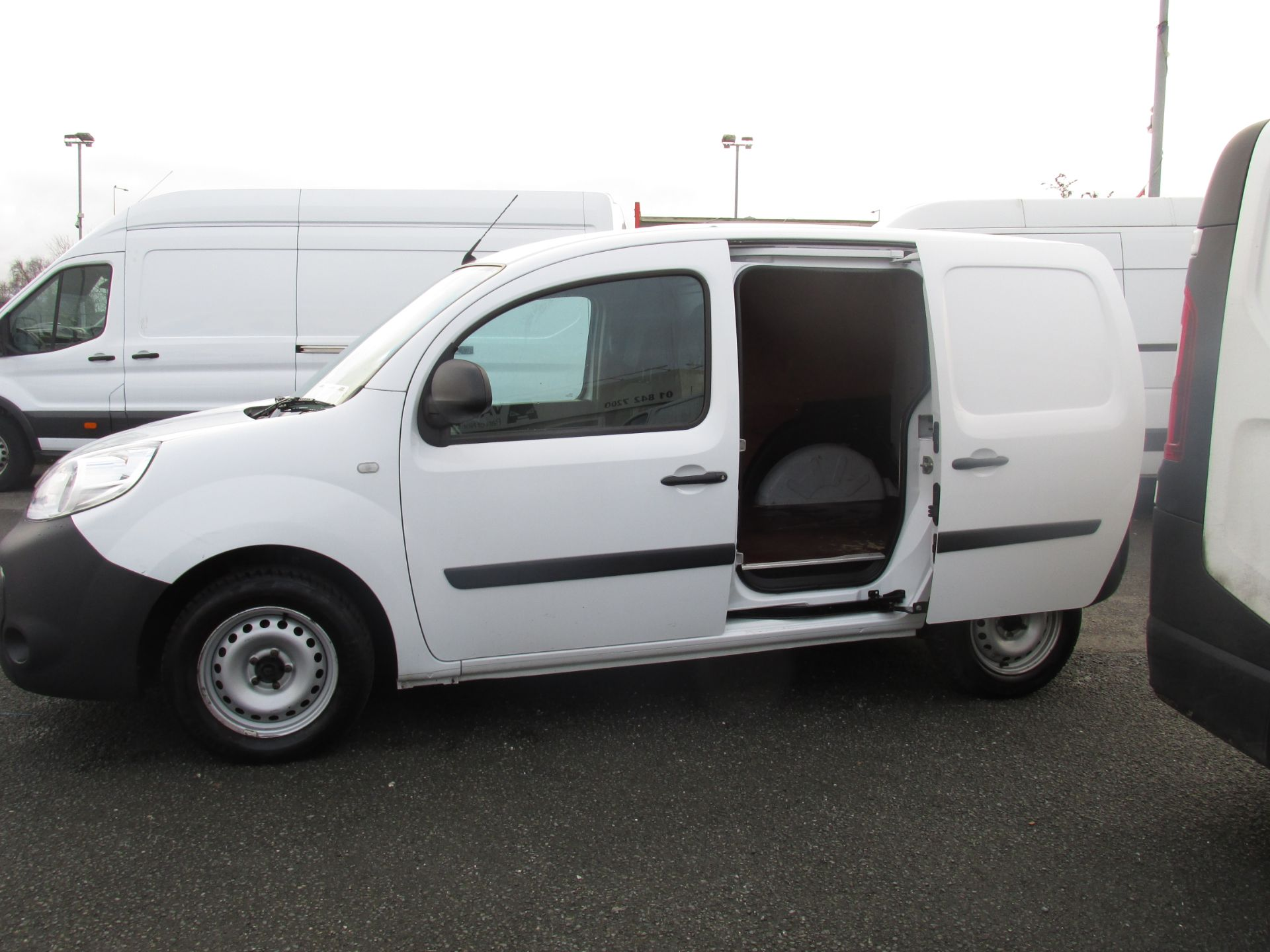 2016 Renault Kangoo ML19 Energy DCI 75 Business 2D - 100 VANS TO VIEW IN VM SANTRY DUBLIN - (162D21651) Image 10