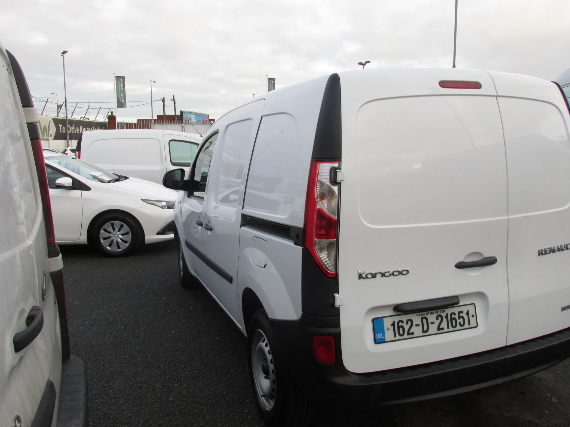 2016 Renault Kangoo ML19 Energy DCI 75 Business 2D - 100 VANS TO VIEW IN VM SANTRY DUBLIN - (162D21651) Image 5