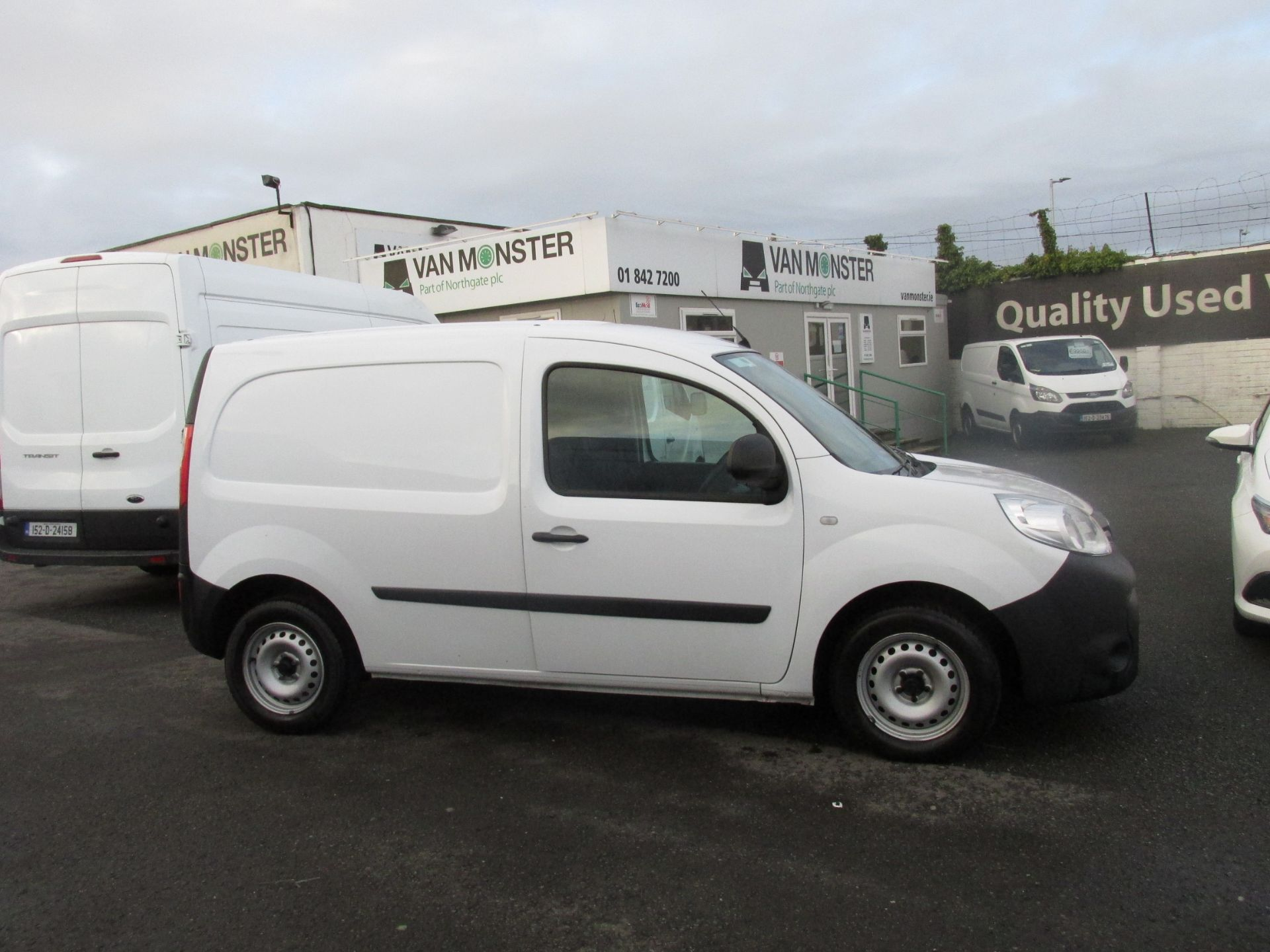 2016 Renault Kangoo ML19 Energy DCI 75 Business 2D - 100 VANS TO VIEW IN VM SANTRY DUBLIN - (162D21651) Image 2