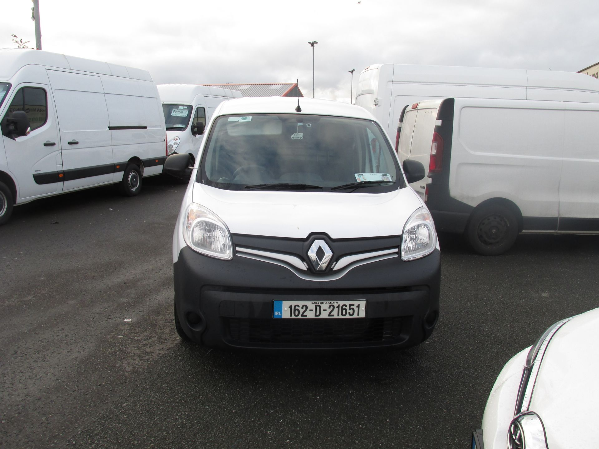 2016 Renault Kangoo ML19 Energy DCI 75 Business 2D - 100 VANS TO VIEW IN VM SANTRY DUBLIN - (162D21651) Image 8