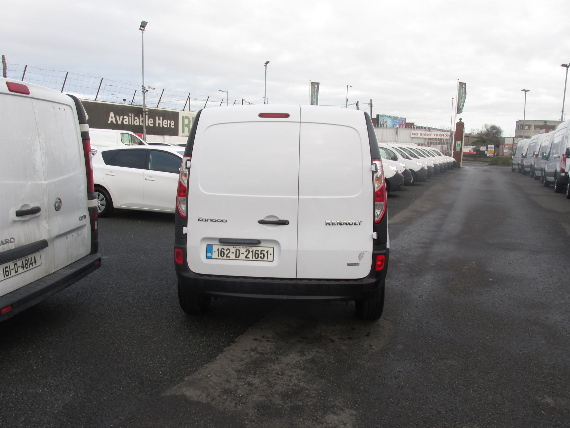 2016 Renault Kangoo ML19 Energy DCI 75 Business 2D - 100 VANS TO VIEW IN VM SANTRY DUBLIN - (162D21651) Image 4
