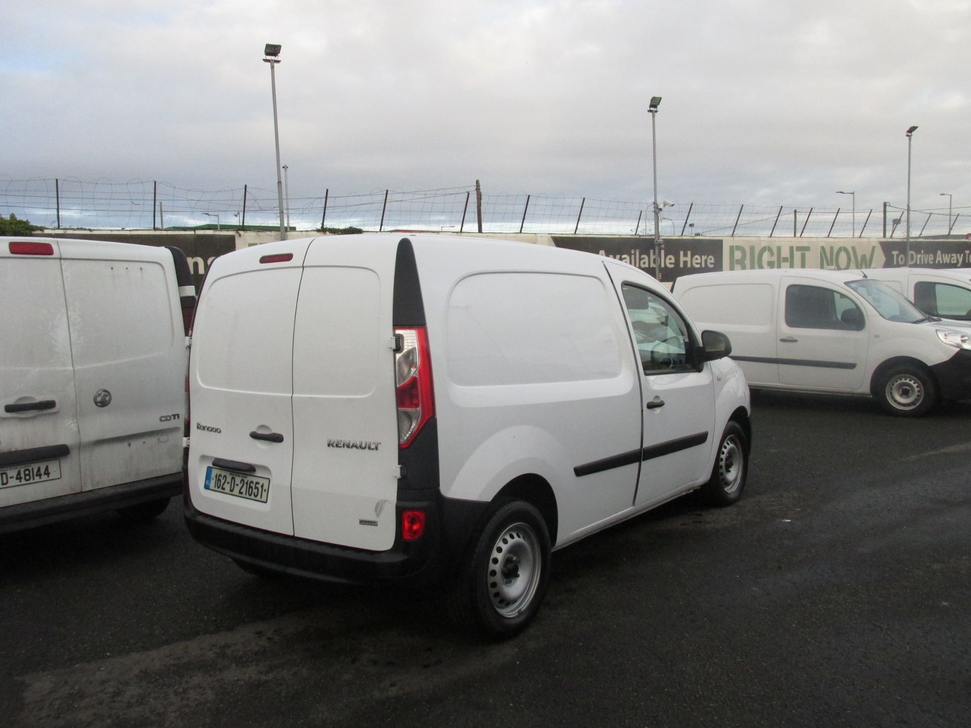 2016 Renault Kangoo ML19 Energy DCI 75 Business 2D - 100 VANS TO VIEW IN VM SANTRY DUBLIN - (162D21651) Image 3