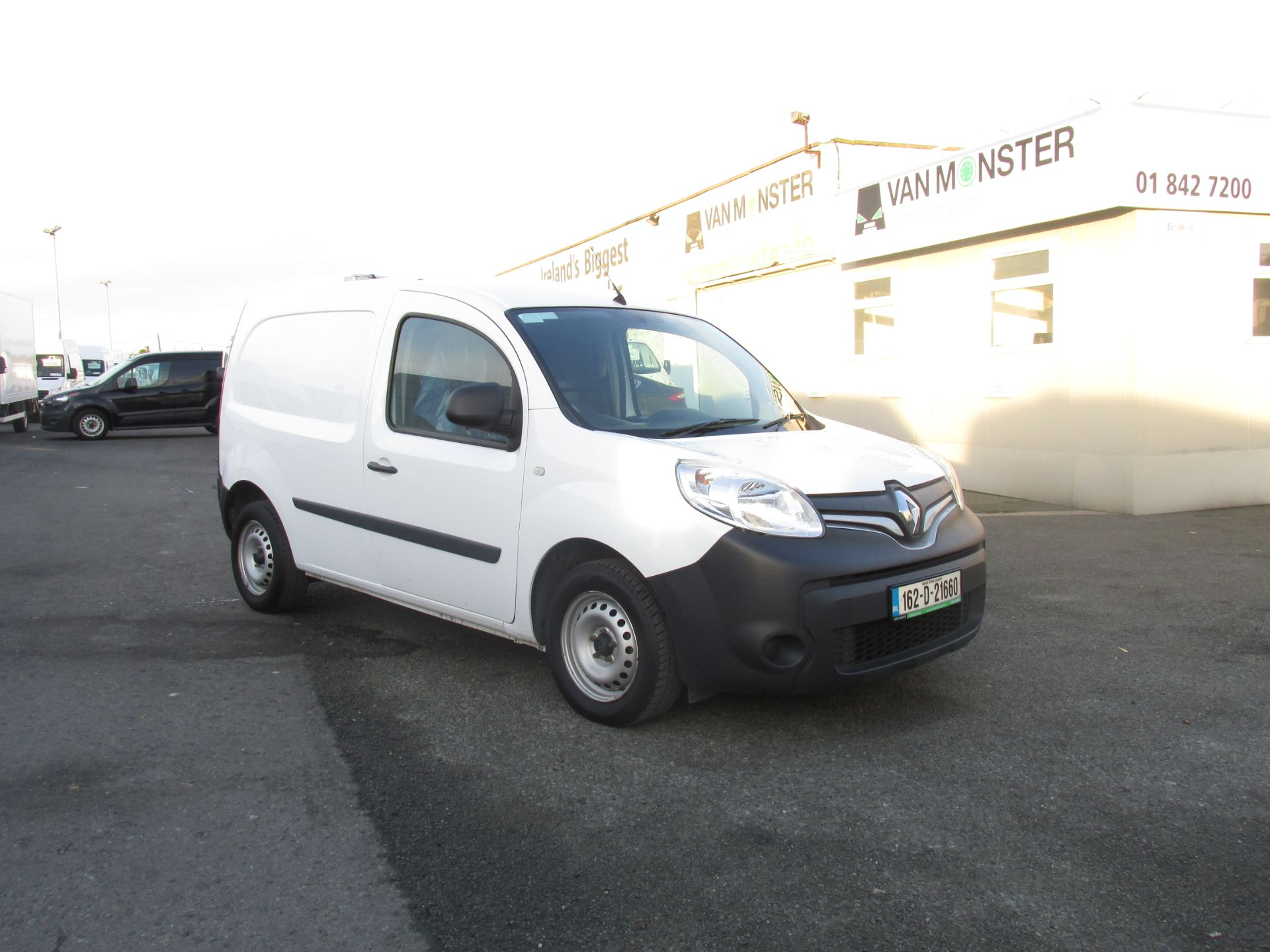 2016 Renault Kangoo ML19 Energy DCI 75 Business 2D (162D21660)