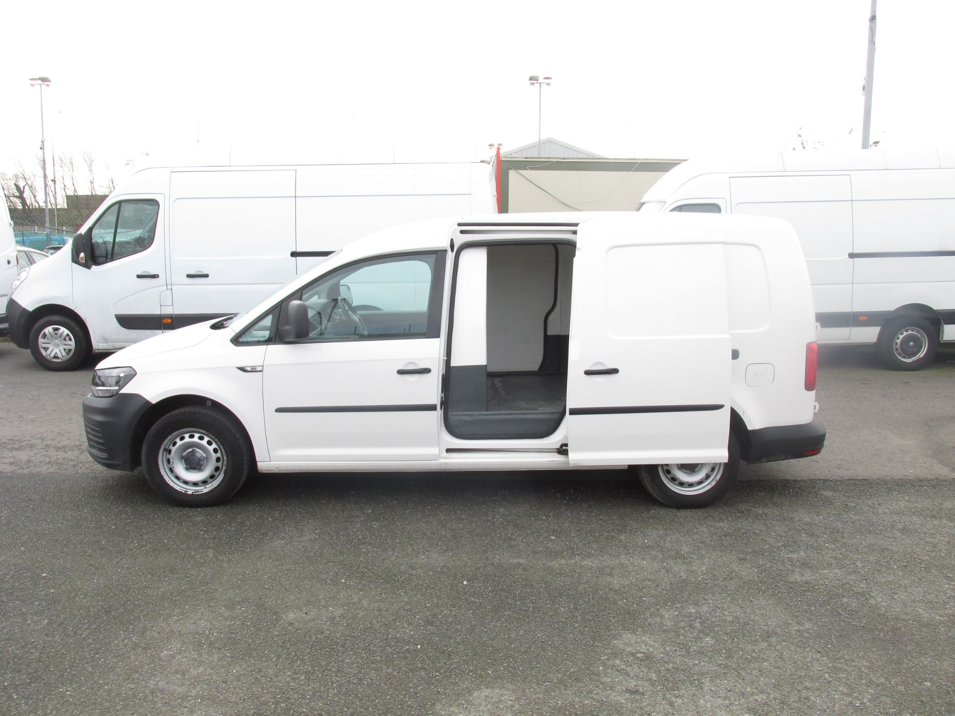 2016 Volkswagen CADDY MAXI C20 TWIN SLIDING DOORS (162D21887) Image 7