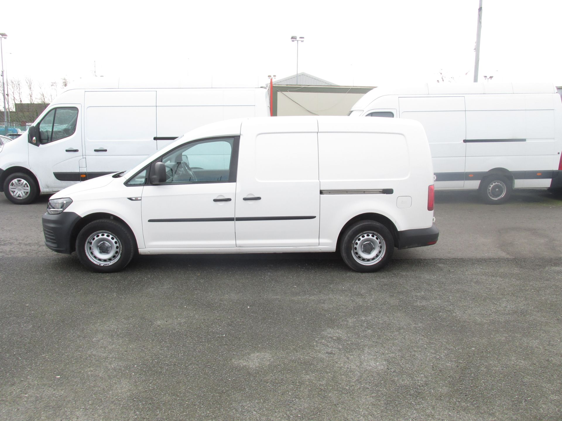 2016 Volkswagen CADDY MAXI C20 TWIN SLIDING DOORS (162D21887) Image 4