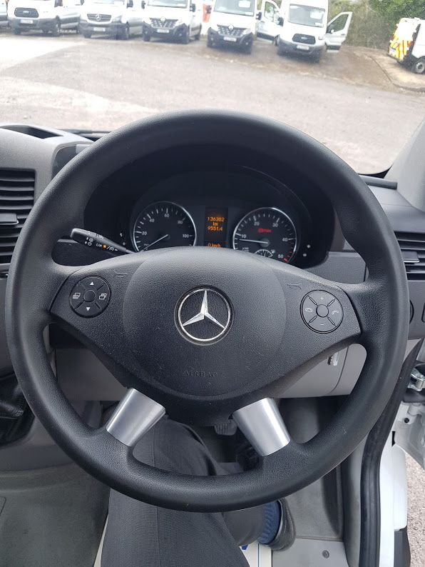 2016 Mercedes-Benz Sprinter 314/43 EU6 6DR (162D23078) Image 7