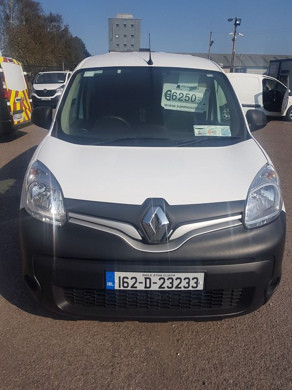 2016 Renault Kangoo ML19 Energy DCI 75 Business 2D (162D23233) Thumbnail 2