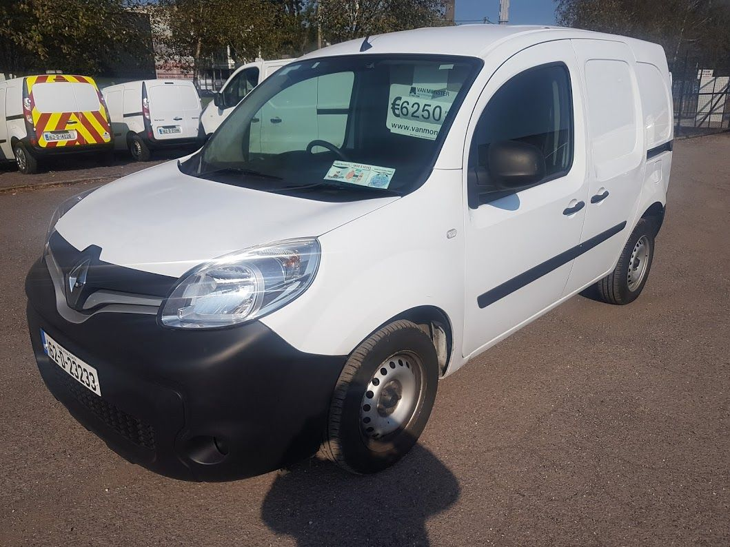 2016 Renault Kangoo ML19 Energy DCI 75 Business 2D (162D23233) Image 17