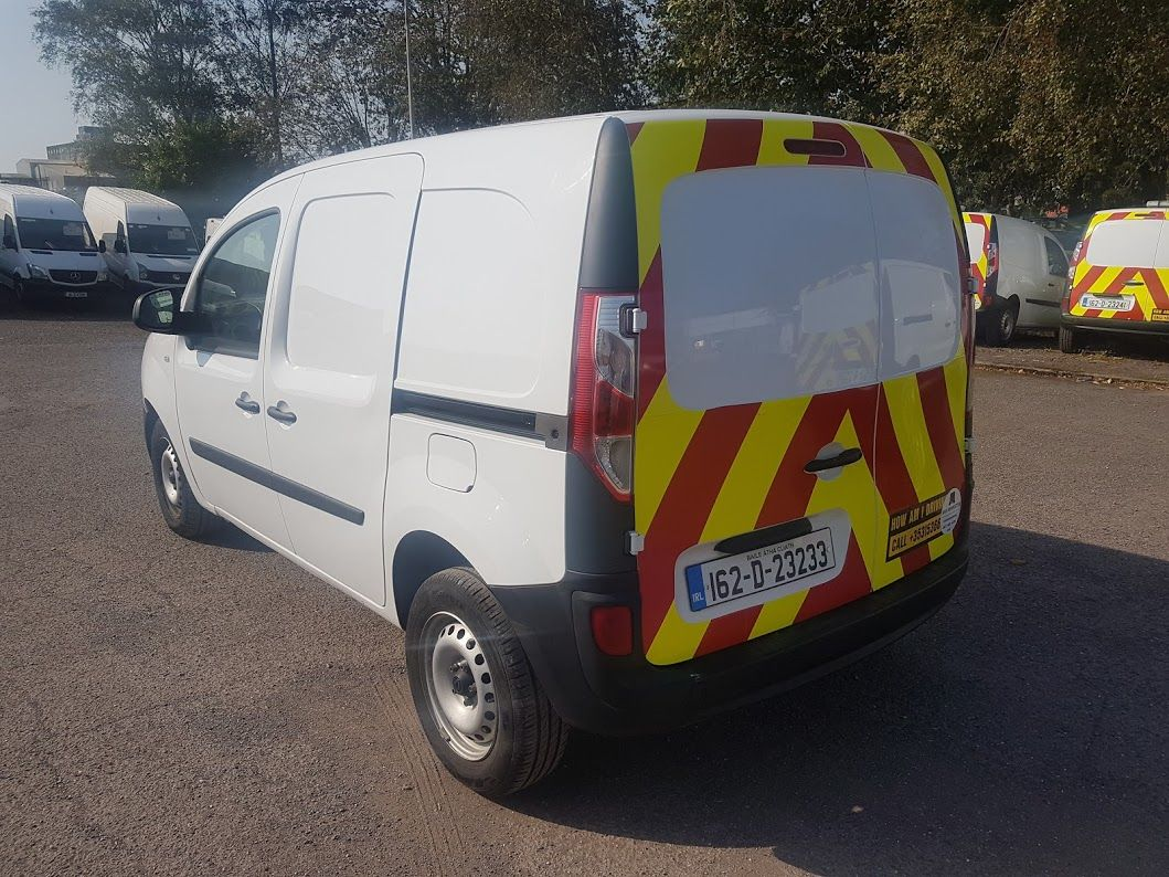 2016 Renault Kangoo ML19 Energy DCI 75 Business 2D (162D23233) Image 13