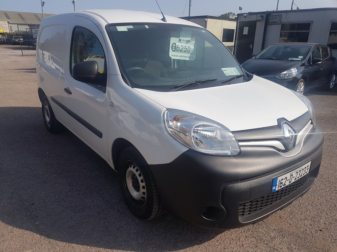 2016 Renault Kangoo ML19 Energy DCI 75 Business 2D (162D23233) Image 1