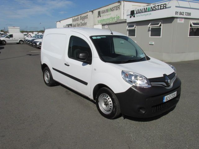 2016 Renault Kangoo ML19 Energy DCI 75 Business 2D (162D23251)