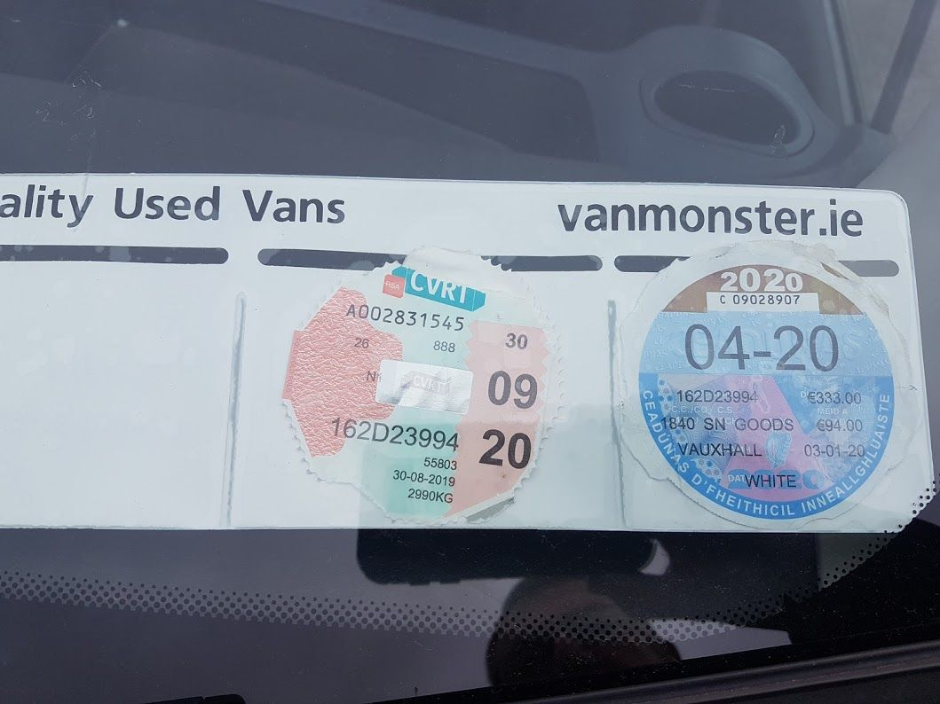 2016 Vauxhall Vivaro LWB Van 2900 5Dr. (162D23994) Image 4
