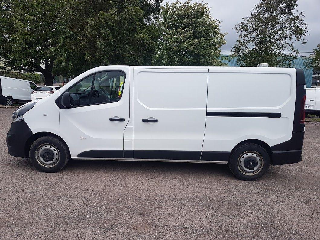 2016 Vauxhall Vivaro LWB Van 2900 5Dr. (162D23994) Image 14
