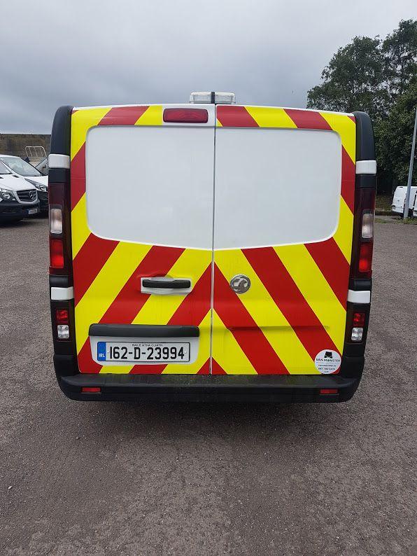 2016 Vauxhall Vivaro LWB Van 2900 5Dr. (162D23994) Image 11