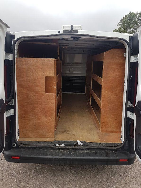 2016 Vauxhall Vivaro LWB Van 2900 5Dr. (162D23994) Image 12