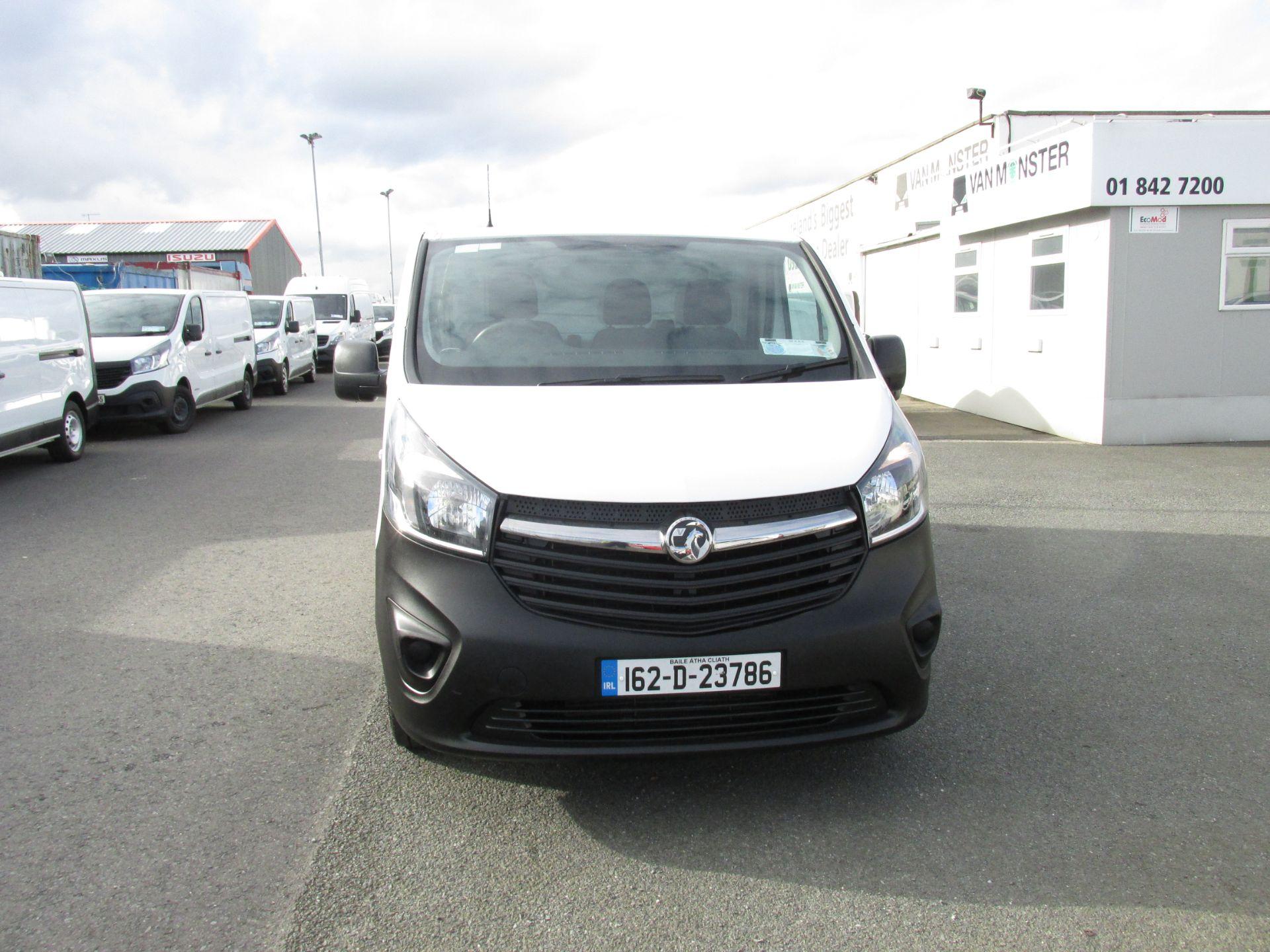 2016 Vauxhall Vivaro 2900 L2H1 CDTI P/V (162D23786) Image 2