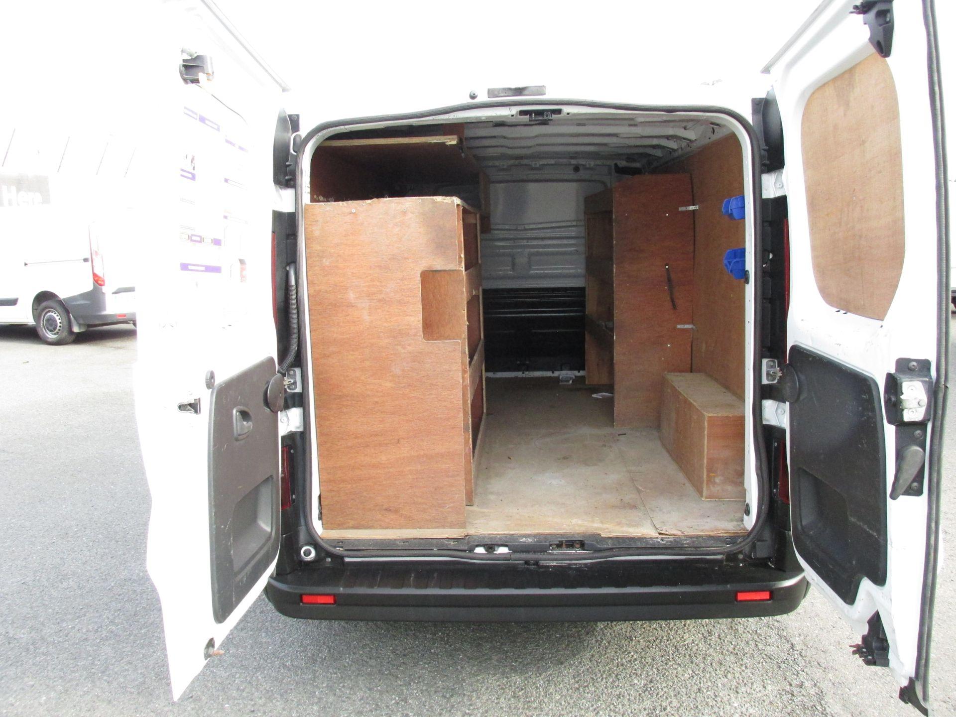 2016 Vauxhall Vivaro 2900 L2H1 CDTI P/V (162D23786) Image 9