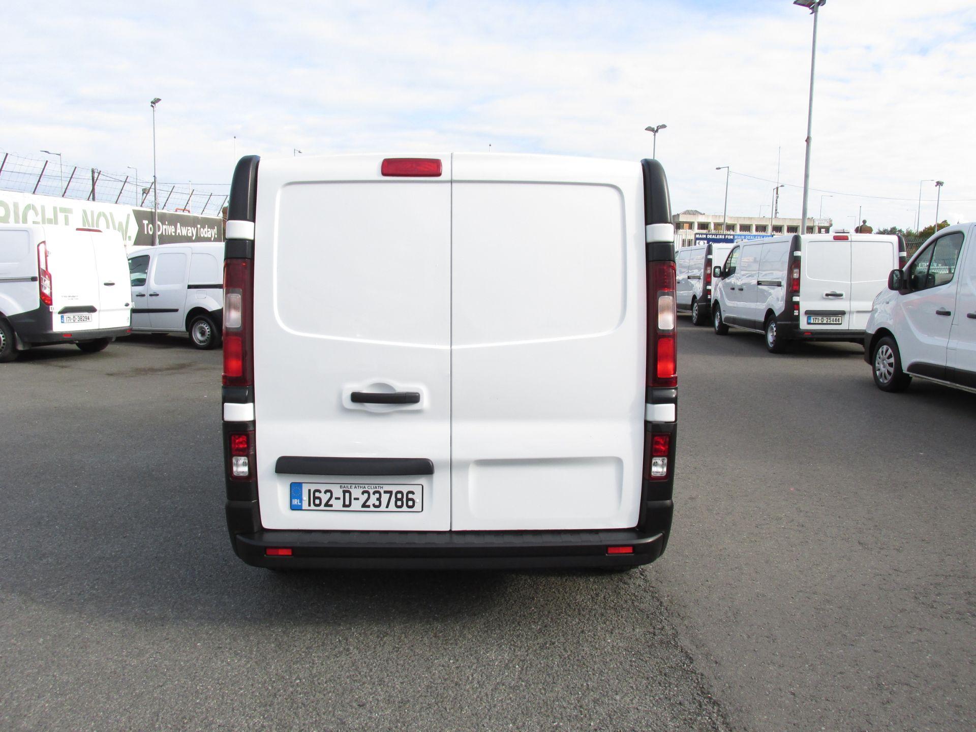 2016 Vauxhall Vivaro 2900 L2H1 CDTI P/V (162D23786) Image 6